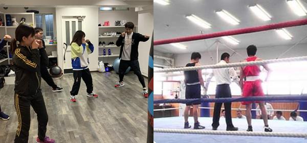 宮下ボクシングスクールの特徴